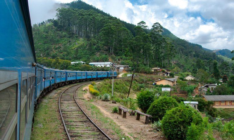 El viaje en tren: una experiencia para hacer